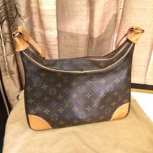 Louis Vuitton Bags - Louis Vuitton Monogram Boulonge Shoulder Bag/Purse